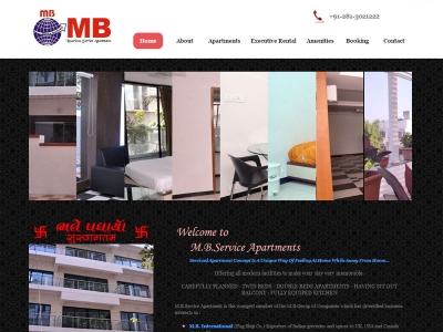 MB Service Apartments
